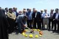 کلنگ ساخت تالار دریایی در آستارا به زمین زده شد