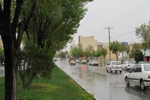 شاهین دژ بارانی ترین شهر آذربایجان غربی در 24ساعت گذشته بود
