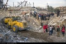 بیش از 15 هزار واحد مسکونی در مناطق زلزله زده آواربرداری شده است