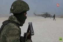 ارتش روسیه یک پایگاه آمریکایی را در سوریه به تصرف خود در آورد+عکس
