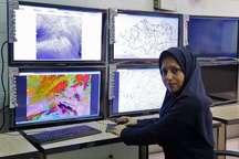 فعالیت سامانه بارشی تا اوایل هفته آینده در استان قزوین ادامه دارد