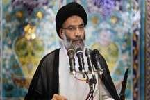 امام جمعه خرمشهر:عقبه هجمه های تروریستی  آمریکا و عربستان هستند