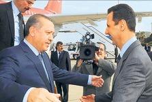 احتمال تماس اردوغان با بشار اسد در آینده نزدیک