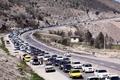 ترافیک محور هراز پرحجم اما روان است
