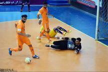 جدال نمایندگان کرمانشاه با تیمهای مشهدی در لیگ برتر فوتسال و هندبال