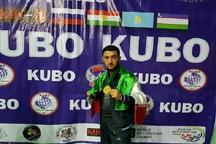 ورزشکار ارومیه ای مدال طلای مسابقات بین المللی کونگ فو ارمنستان را کسب کرد