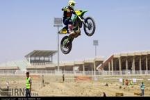 خراسان رضوی در مسابقات موتورسواری کشور سوم شد