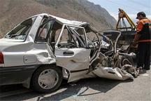 گریز راننده کامیون مانع از تصادف منجر به مرگ نشد