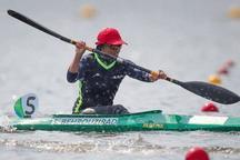 بانوی پارالمپیکی قایقرانی ایران:در توکیو کار خارق العاده ای می کنم/معلول بودن محدودیت نیست