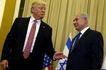 نتانیاهو از ترامپ به خاطر موضع ضد ایرانی اش تشکر کرد