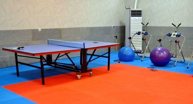 ۱۲۸ خانه ورزش روستایی در قزوین راه اندازی شده است