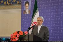 محمد باقر نوبخت از پذیرفته نشدن استعفایش توسط رییس جمهور خبر داد