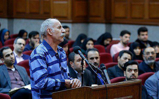 محمد ثلاث به سه بار اعدام محکوم شد