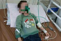 کودک ۲ ساله سردشتی از مرگ نجات یافت