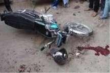 یک جوان لنگرودی براثر تصادف با موتورسیکلت جان باخت