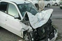 تصادف در جنوب سیستان و بلوچستان 8 کشته و زخمی داشت