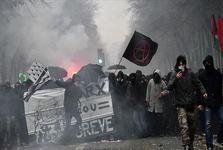 فرانسه: از طغیان «جلیقه زردها» تا فلج بزرگ