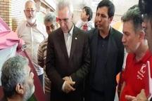 مدیران گلستان از امدارسانی خراسان رضوی به آن استان سیل زده ابراز رضایت کردند