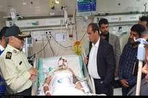 31 نفر از مصدومان حادثه تروریستی چابهار ترخیص شدند