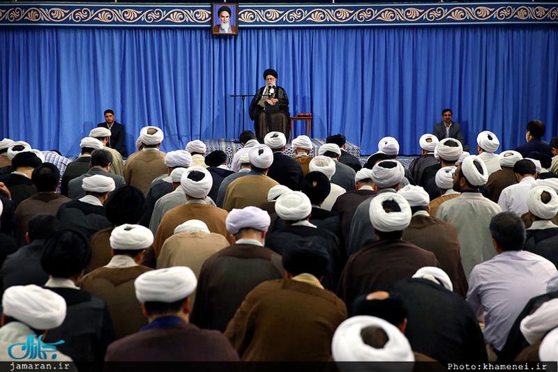 جلسه درس خارج فقه حضرت آیتالله خامنهای