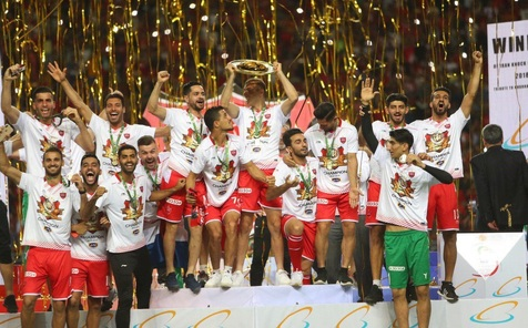 پرسپولیس همچنان بهترین تیم ایران/عکس