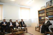 آیت الله مکارم شیرازی : شبکه ملی اطلاعات ایجاد شود