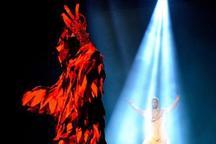 استقبال 150 هزار نفری شیرازیها از نمایش فصل شیدایی