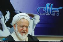 مصباحی مقدم: خبر تعلیق احمدی نژاد کذب است
