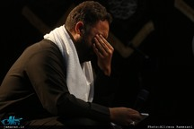 مداح :محمود کریمی/ خیمه زده به کربلا ارباب/شب دوم محرم 97