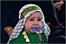 همایش شیرخوارگان در 356 مکان مذهبی قزوین برگزار می شود