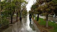 کدام استانها امروز بارانی هستند؟