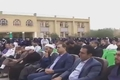 رقابت عجیب امام جمعه و بخشدار الوار گرمسیری(خوزستان) برای تصاحب میکروفون