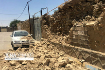 مصدومیت 54 نفر در زلزله امروز خوزستان  احتمال وقوع پسلرزه و آماده باش به نیروهای امدادی