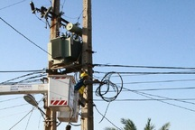 40 ترانسفورماتور برای تقویت فشار برق در گچساران نصب شد