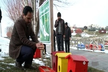 اقدام تحسین برانگیز دوستداران محیط زیست در ارومیه
