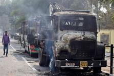اعتراضات به قانون تبعیض آمیز علیه مسلمانان در هند+عکس