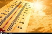 دمای هوای شهر کرمانشاه به 42 درجه می رسد