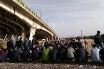 کارگران هپکو دوباره اعتراض کردند