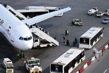 فرودگاه پارس آباد فرودگاه جایگزین اردبیل در شرایط جوی نامساعد شد