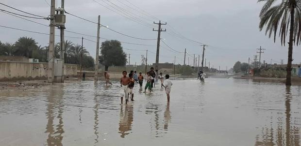 20 هزار نفر درچابهار درمعرض خطرات آبگرفتگی وسیلاب قرار دارند