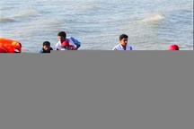 جسد جوان غرق شده  در ساحل نوشهر پیدا شد