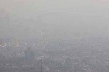 هوای کلانشهر اراک در شرایط هشدار گروه های سنی حساس در منزل بمانند