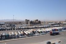 700 کامیون در مرز دوغارون منتظر ورود به افغانستان هستند