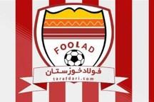 مهدی زبیدی در اردوی تیم فولاد خوزستان حاضر شد