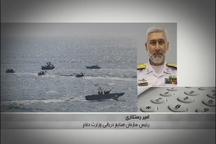 جزئیات رهگیری ناو آمریکایی در آبهای خلیج فارس از زبان رئیس سازمان صنایع دریایی وزارت دفاع