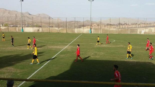 تیم فولاد درهفته هفدهم لیگ برتر فوتبال جوانان به پیروزی رسید