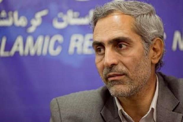نیروی انتظامی در سطح شهر کرمانشاه رزمایش اجرا کرد