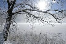برف و سرما در راه گلستان