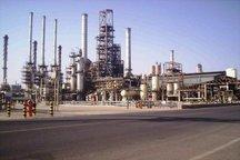 خالص ترین گوگرد کشور در پالایشگاه گاز ایلام تولید می شود
