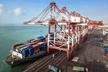 افزایش صادرات و کاهش واردات غیرنفتی در بندرهای غرب هرمزگان